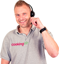 Klantendienst Cookinglife